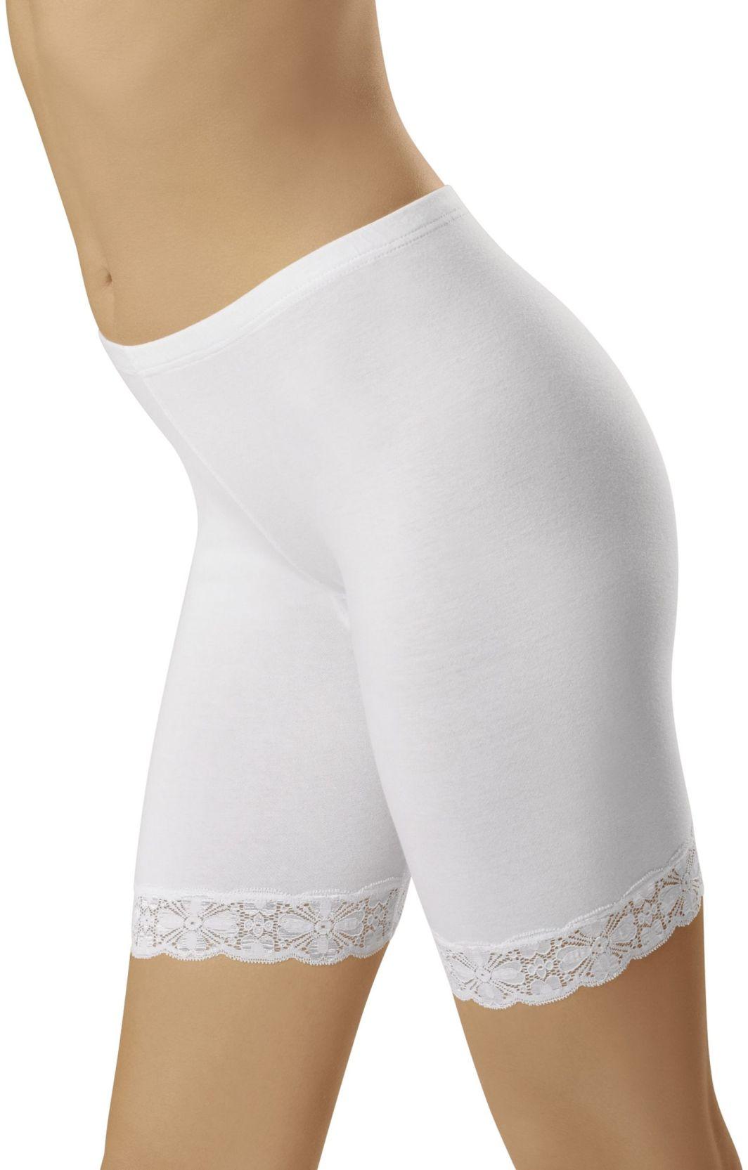 Italian fashion Reformy safona białe r. L 1