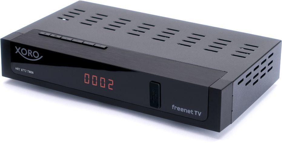 Tuner TV Xoro HRT 8772 Twin (SAT100583 1