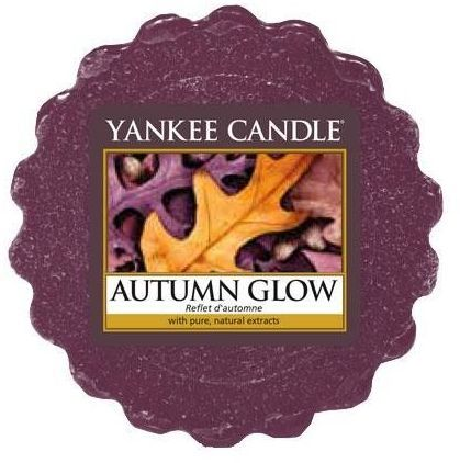 Yankee Candle Wax wosk Autumn Glow 22g 1