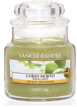 Yankee Candle Small Jar mała świeczka zapachowa Cuban Mojito 104g 1