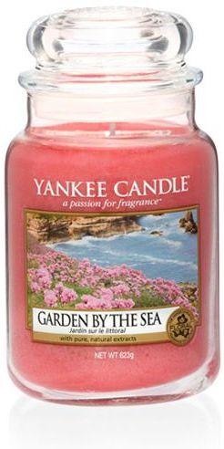 Yankee Candle Large Jar duża świeczka zapachowa Garden By The Sea 623g 1