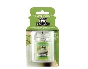 Yankee Candle Car Jar Ultimate wiszący odświeżacz do samochodu Vanilla Lime 1