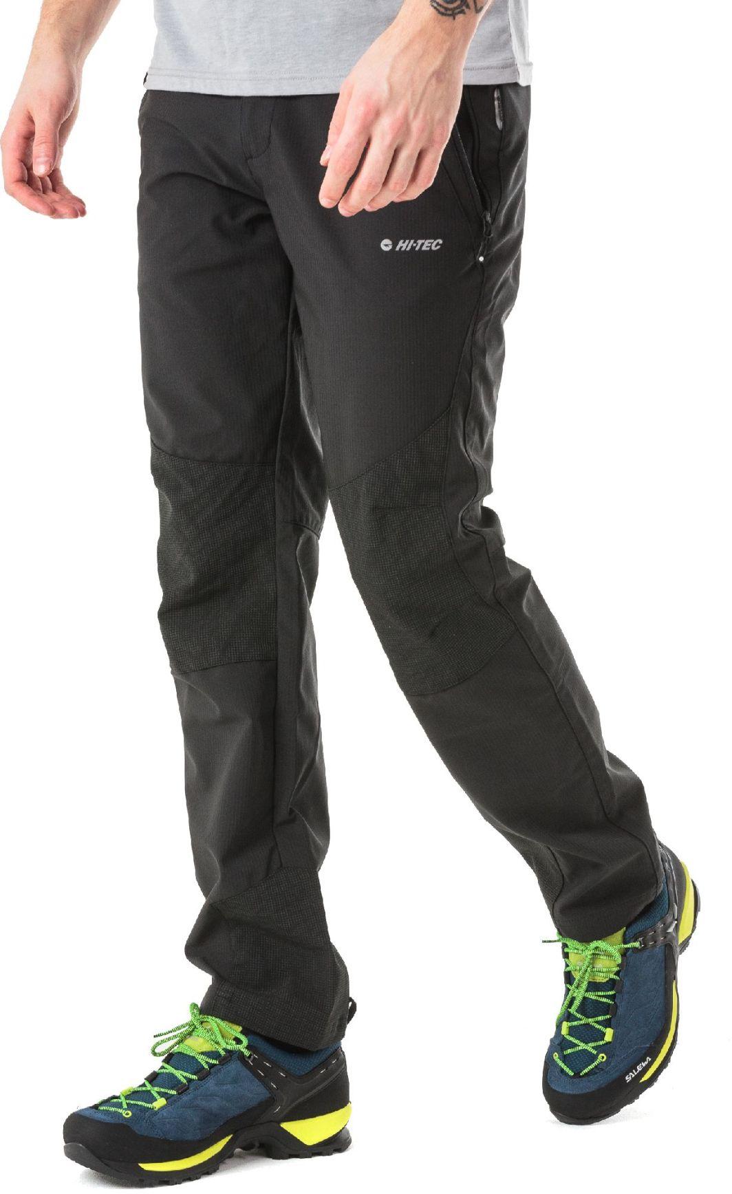 Hi tec Spodnie męskie EPIR STRETCH LIMO czarne r. XXL ID produktu: 1719860