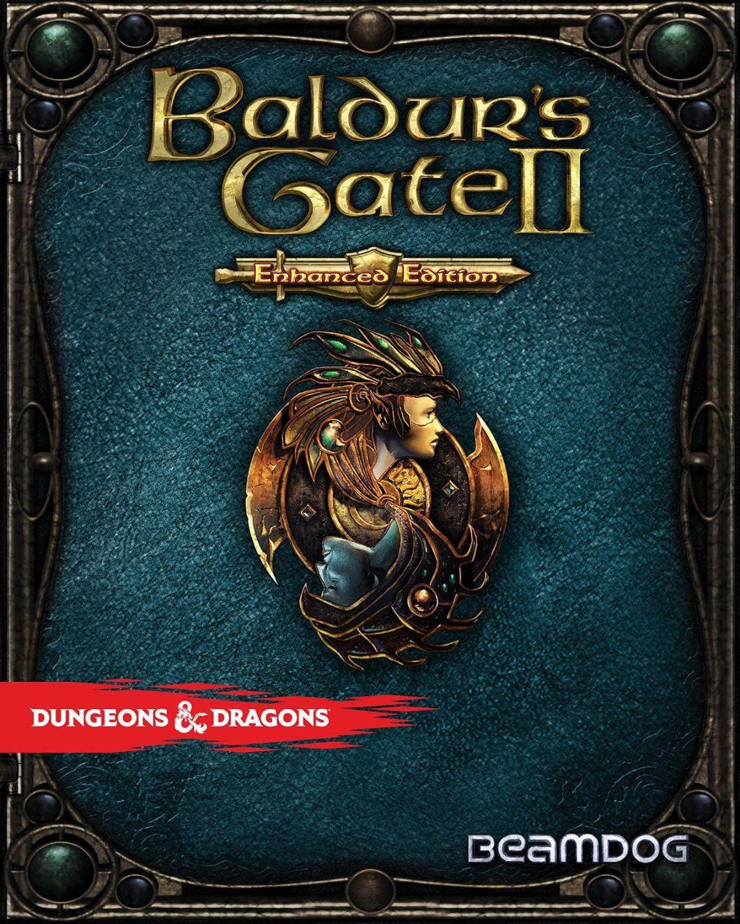Baldur's Gate II: Enhanced Edition PC, wersja cyfrowa 1
