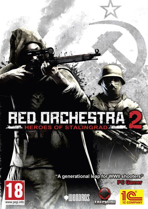 Red Orchestra 2: Bohaterowie Stalingradu, ESD 1
