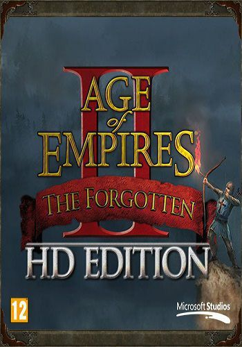 Age of Empires II HD - The Forgotten PC, wersja cyfrowa 1