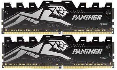 Pamięć Apacer Panther Silver, DDR4, 16 GB, 3000MHz, CL16 (EK.16GAZ.GJFK2) 1