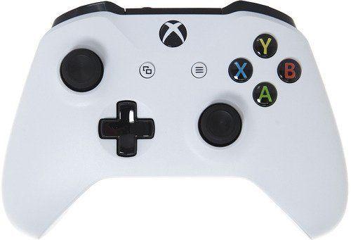 Gamepad Microsoft Xbox One Kontroler Bezprzewodowy Biały (TF5-00004) 1