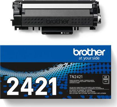 Brother Toner czarny TN2421 1