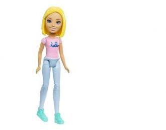 Mattel Barbie On The Go małe laleczki 4 1