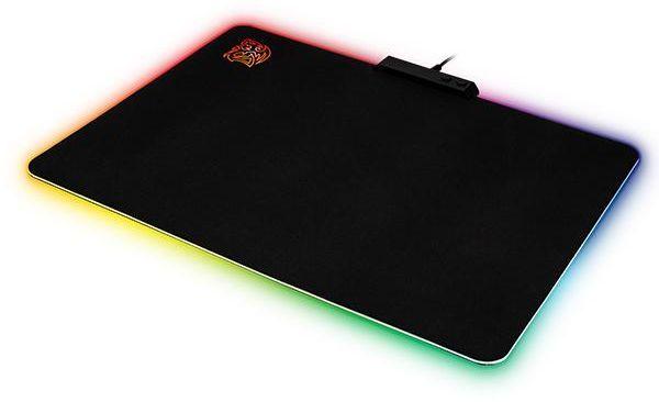 Podkładka Ttesports Draconem RGB Cloth Edition (MP-DCM-RGBSMS-01) 1
