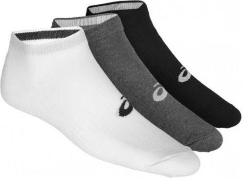 Asics skarpety 3 pary Ped sock 3 kolory r. 35-38 (155206-701) 1