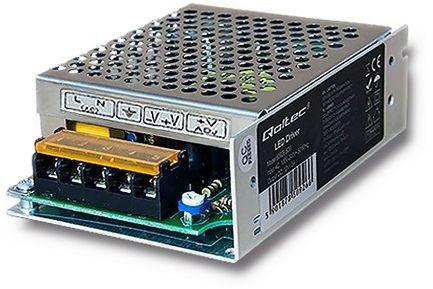 Qoltec Zasilacz LED Driver 60W 5A (50926) 1