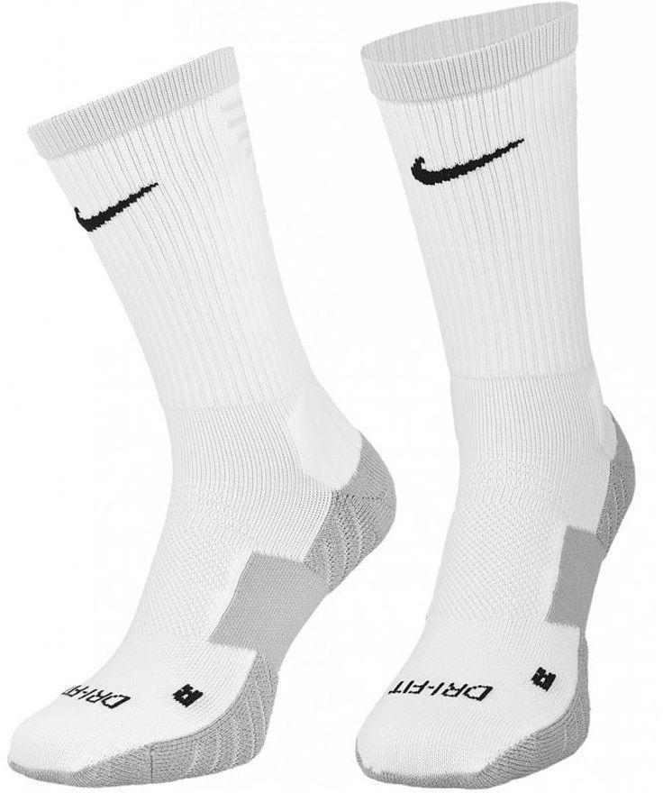 32467c3cd Nike Skarpety piłkarskie Matchfit Cushion Crew białe r. 43-45 (SX5729 100)