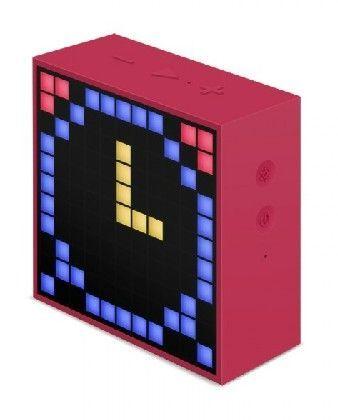 Głośnik Divoom Timebox Mini różowy 1