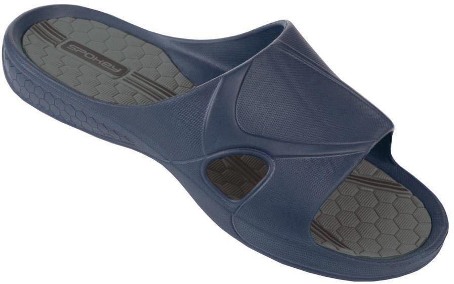 klapki męskie na szczupłą stopę