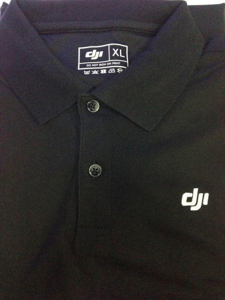 DJI Koszulka Polo rozmiar XXXL (DJIP103) 1