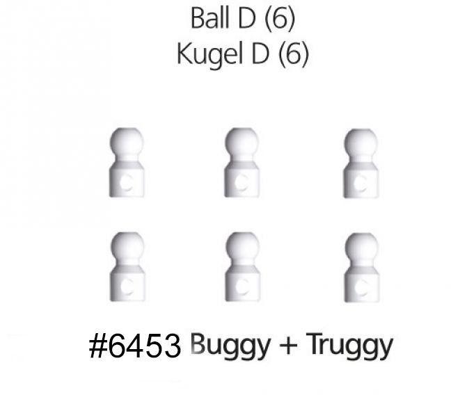 Df Models Kugelkopf D (6) B+T (6453) 1