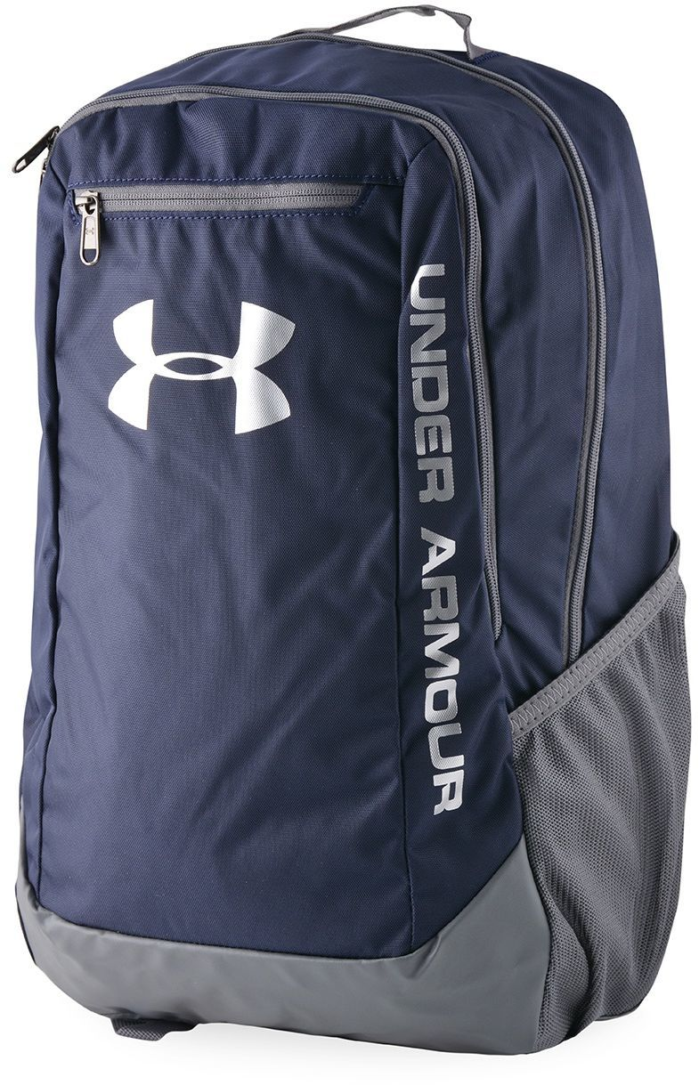7547a79ad6f2 Under Armour Plecak sportowy Hustle Backpack LDWR 24L Navy (1273274410)