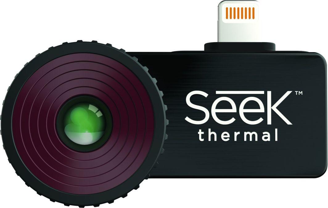 Seek Thermal Compact PRO iOS FastFrame Kamera termowizyjna do iPhone'a i iPod'a (LQ-EAAX) 1