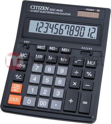 Kalkulator Citizen SDC-444S 1