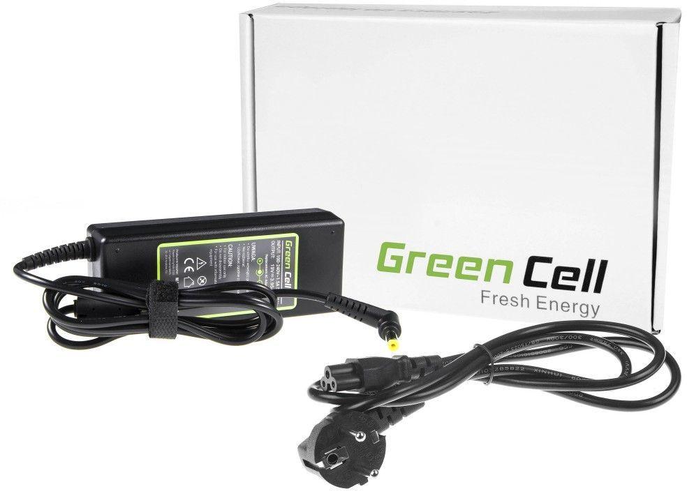 Zasilacz do laptopa Green Cell do Acer Aspire 5220 5315 5520 5610 5620 5630 7520 19V 3.95A (AD93) 1