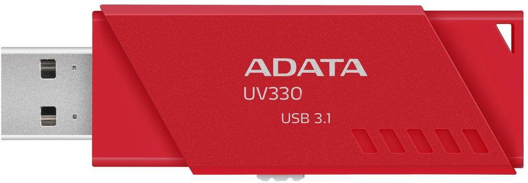 Pendrive ADATA UV330 32GB Czerwony (AUV330-32G-RRD) 1