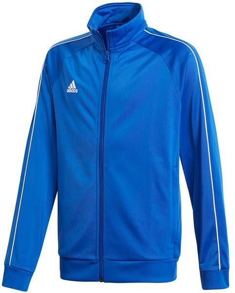 Adidas Bluza męska CORE 18 PES JKT niebieska r. XXL (CV3564) ID produktu: 1745680