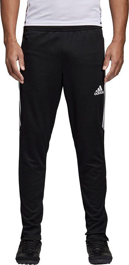 Brandi | Sklep sportowy Obuwie, Odzież, Akcesoria > Spodnie dla dzieci adidas Tiro 17 Training Pants JUNIOR czarne BS3690