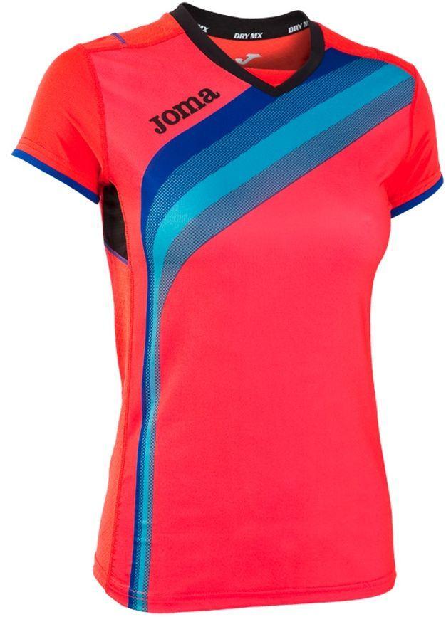 deb251fd Joma sport Koszulka biegowa Elite V pomarańczowy 164 cm (900207) w Sklep -presto.pl