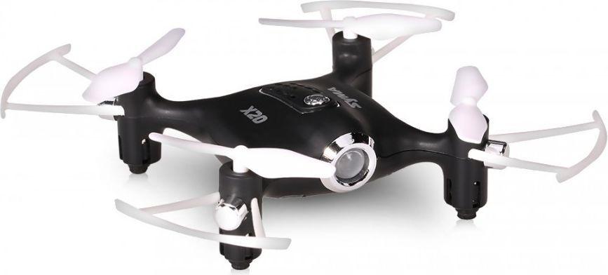Dron Syma X20 czarny (X20-BLK) 1