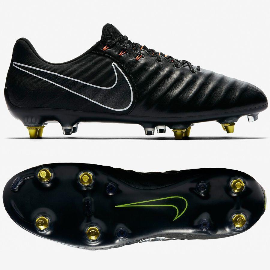 Nike Buty piłkarskie męskie Legend 7 Elite SG Pro AC czarne r. 44 (AH7253 080) ID produktu: 1749114