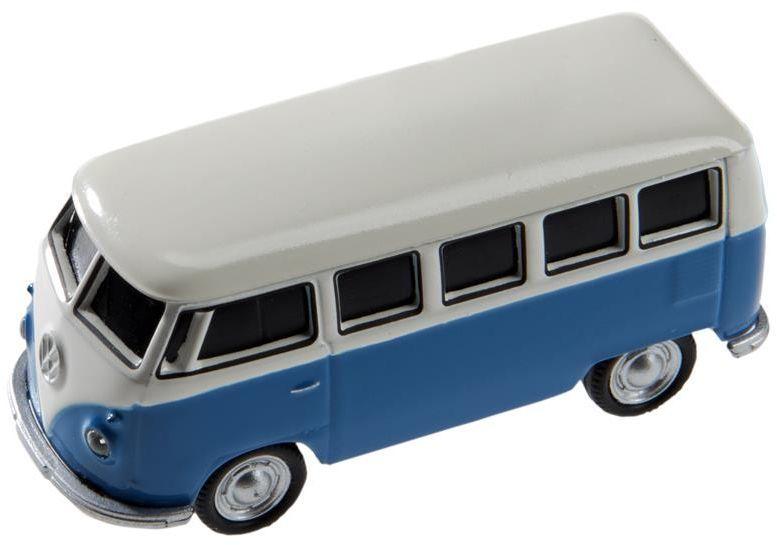 Pendrive Autodrive GENIE PAMIĘĆ USB 16GB VW bully niebieski (12547) 1