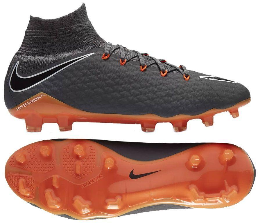 100% top quality stable quality the latest Nike Buty piłkarskie Hypervenom Phantom 3 Pro DF FG szare r. 47.5 (AH7275  081) ID produktu: 1751263