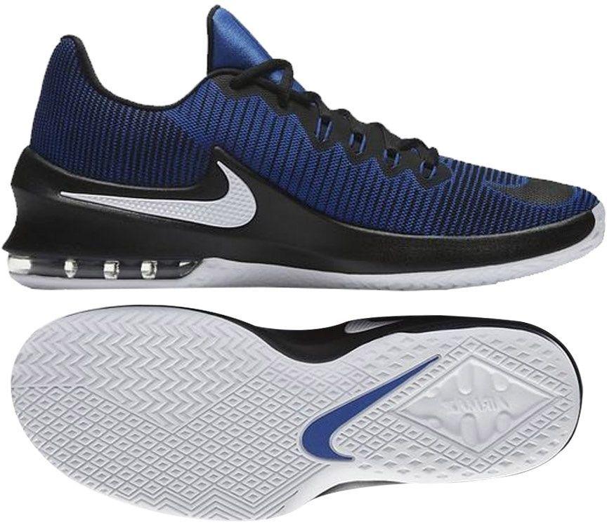 Buty Męskie do kosza Nike Air Max 2 niebieski 46