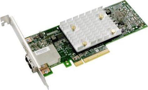 Kontroler Adaptec ADAPTEC HBA 1100-8E SINGLE - 2293300-R 1