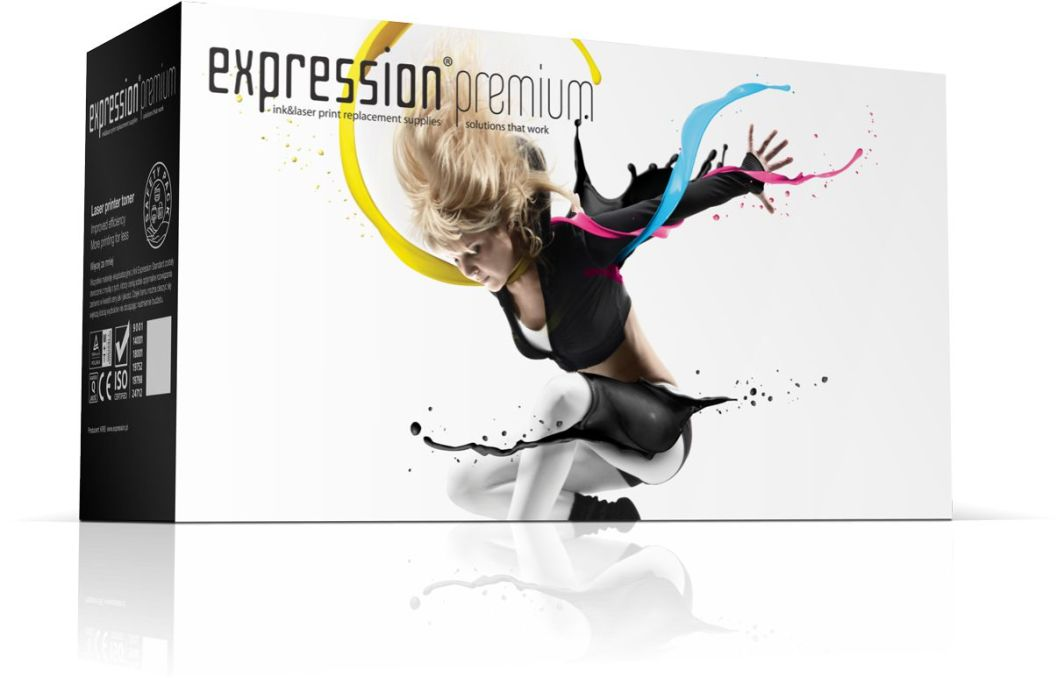 Expression TONER DO SAMSUNG CLP 620 / 670 YELLOW (P) - CLT-Y5082L 1