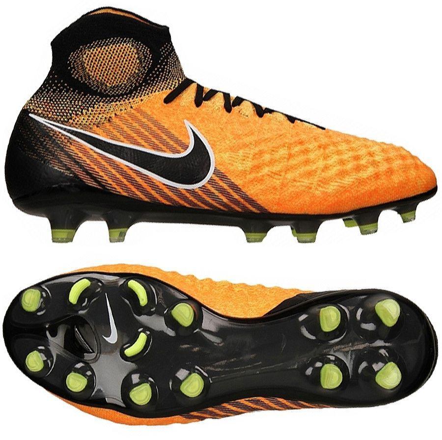 Nike Buty piłkarskie Magista Obra II pomarańczowe r. 39 (844595 801) ID produktu: 1755088
