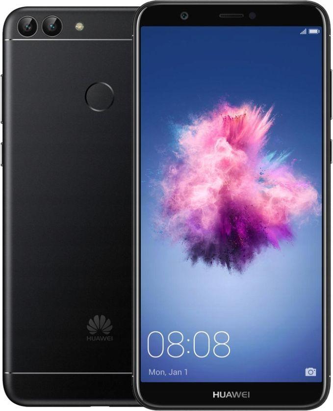 Smartfon Huawei P Smart 32 GB Dual SIM Czarny  (Huawei P SMART Black) 1