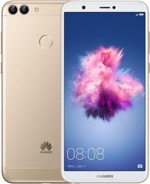 Smartfon Huawei P Smart 32 GB Dual SIM Złoty  (Huawei P SMART Gold) 1