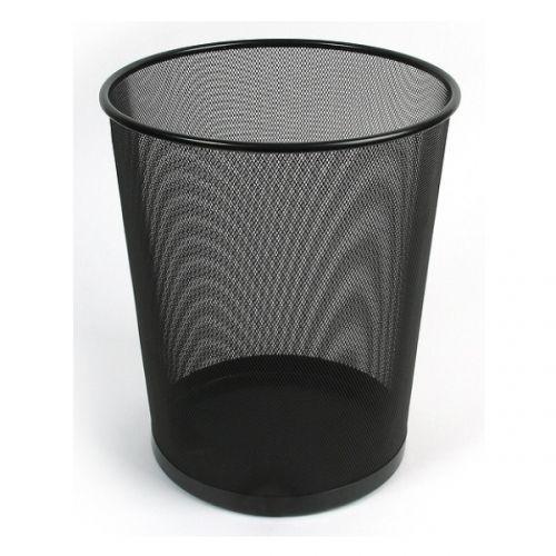 Kosz na śmieci Starpak 15L czarny (S18521502B) 1