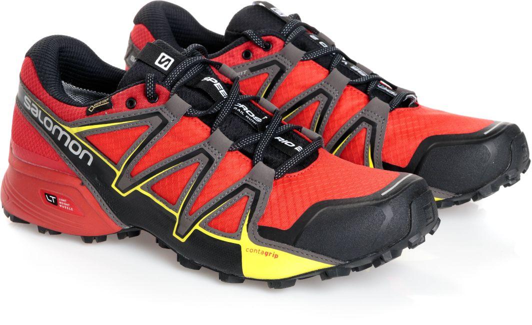 56f6d438 Salomon Buty męskie Speedcross Vario 2 GTX Fiery Red/Barbados Cherry/Magnet  r. 42 (402381) w Sklep-presto.pl