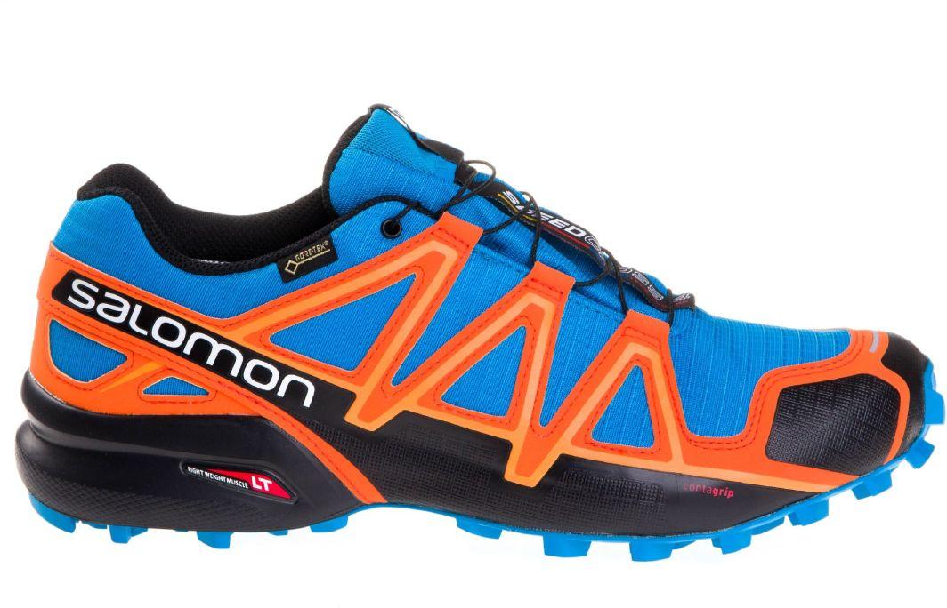 Salomon Buty męskie Speedcross 4 GTX Hawaiian SurfBlackScarlet Ibis r. 44 (401248) ID produktu: 1765248