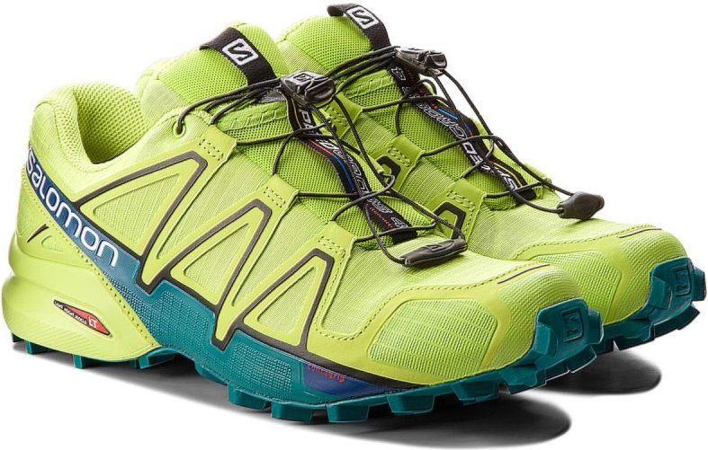 Salomon Buty męskie Speedcross 4 limonkowo czarne r. 44 23 (400779) ID produktu: 1765281