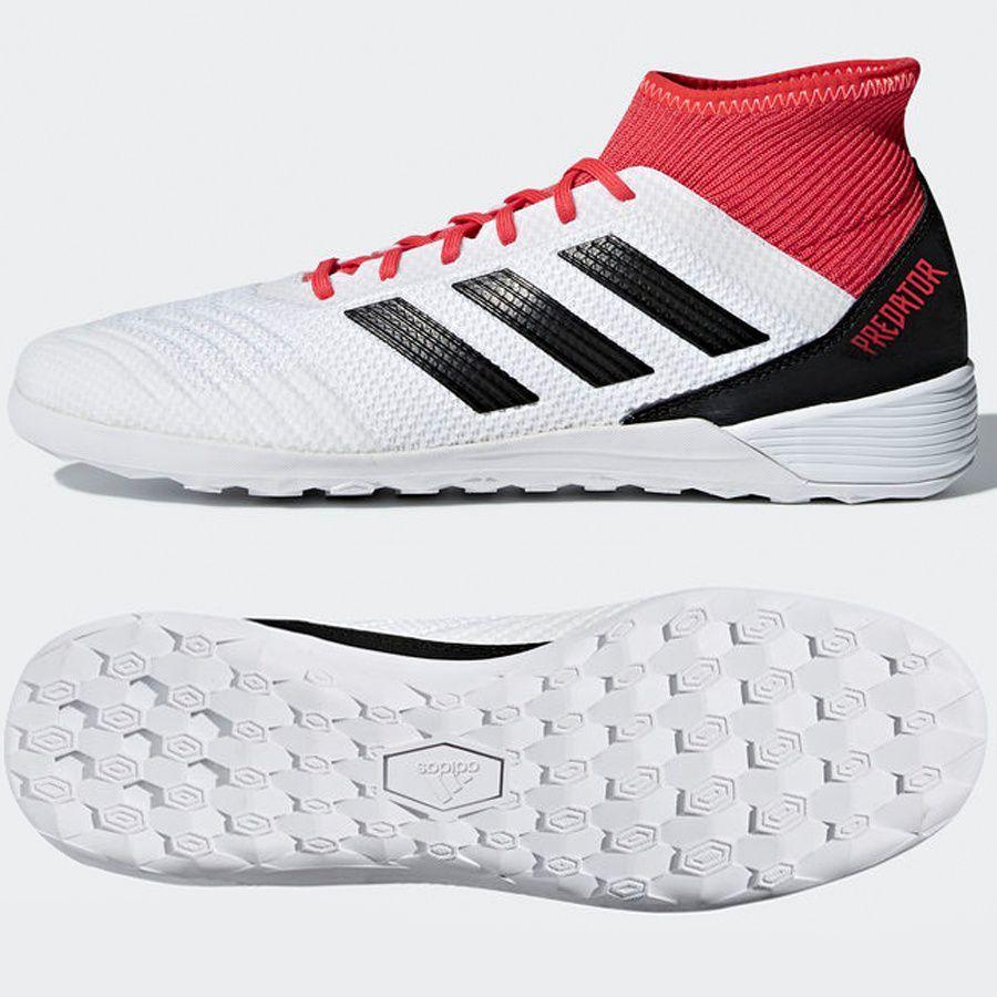 Adidas Buty piłkarskie Predator Tango 18.3 IN białe r. 43 13 (CP9929) ID produktu: 1766015