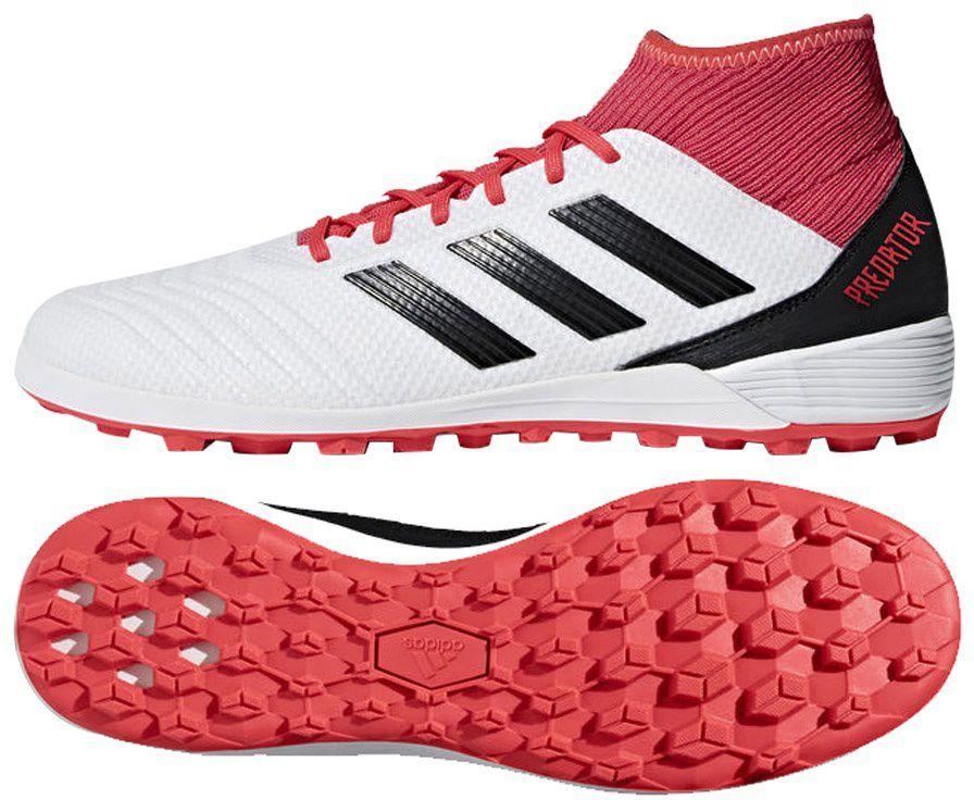 Adidas Buty piłkarskie Predator Tango 18.3 TF białe r. 40 23 (CP9930) ID produktu: 1766036