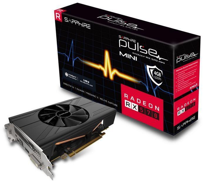 Karta graficzna Sapphire Radeon RX 570 Pulse 4GB GDDR5 (11266-34-20G) 1