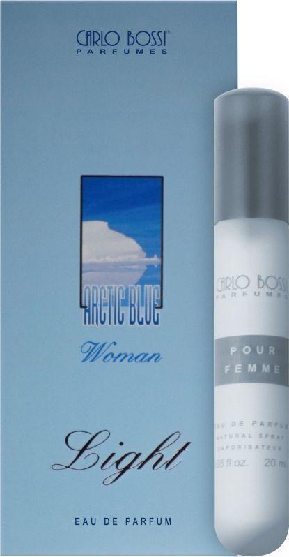 carlo bossi arctic blue light