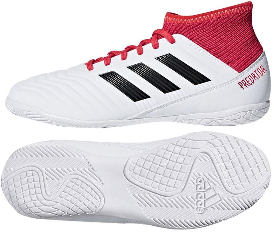 6d88ce57a9ec1 Adidas Buty piłkarskie Predator Tango 18.3 IN J Białe r. 38 (CP9073) w  Sklep-presto.pl