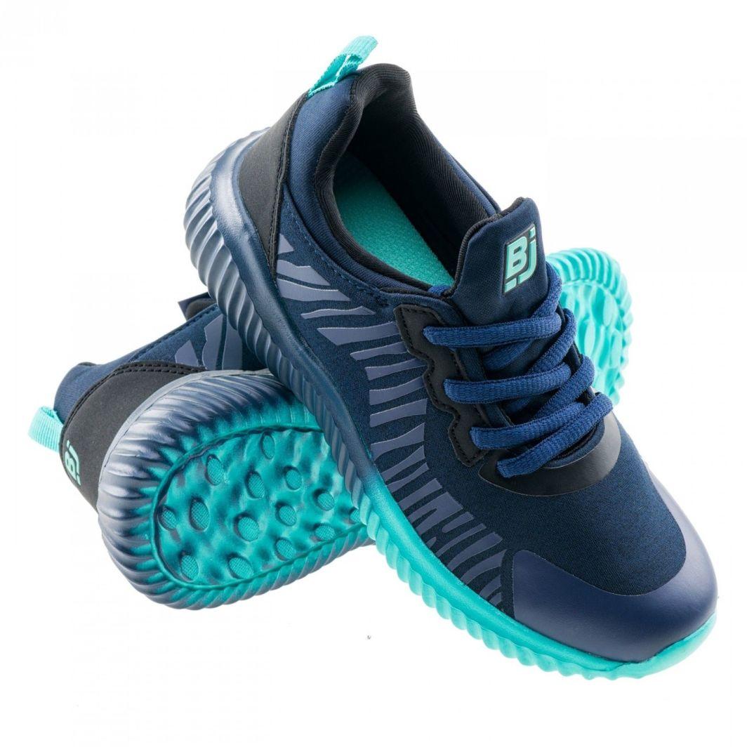 BEJO Buty chłopięce WALTERI JR navyblackturquoise r. 35 ID produktu: 1769151